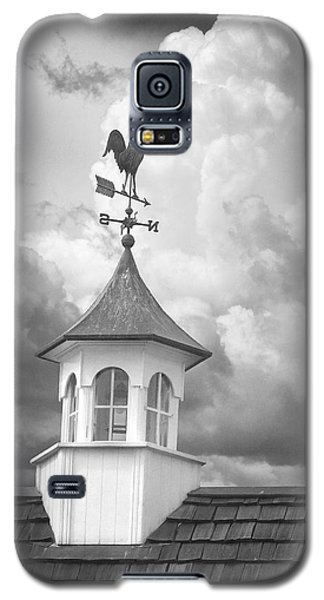 Weathervane And Clouds Galaxy S5 Case