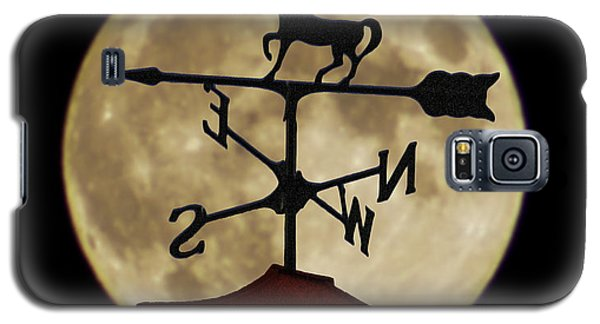 Weathervane Before The Moon Galaxy S5 Case
