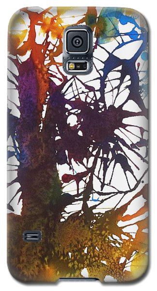 Web Of Life Galaxy S5 Case