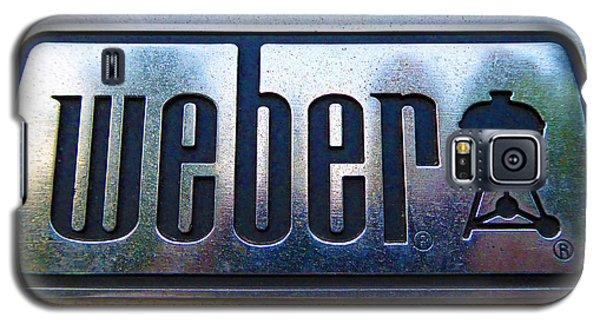 Weber Galaxy S5 Case by Laurie Tsemak