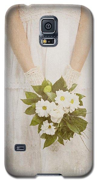Wedding Bouquet Galaxy S5 Case