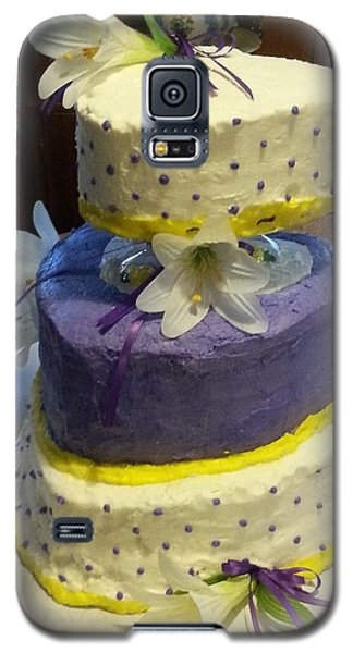 Wedding Cake For May Galaxy S5 Case