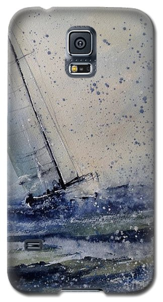 Wednesday Evening Sail Galaxy S5 Case