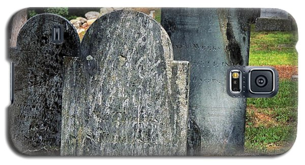 Weeks Cemetery Galaxy S5 Case by Mim White