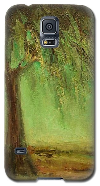 Weeping Willow Galaxy S5 Case