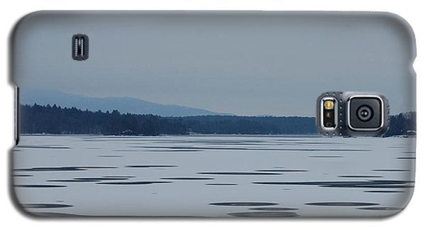 Galaxy S5 Case featuring the photograph Weirs Beach Nh Almost by Mim White