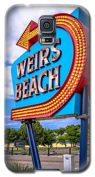 Weirs Beach Galaxy S5 Case