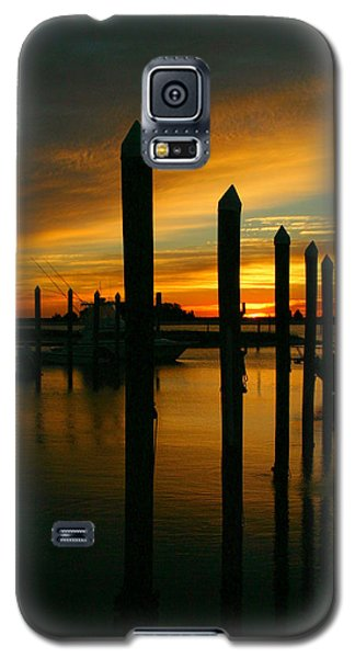 Galaxy S5 Case featuring the photograph Welcome Sun by Phil Mancuso