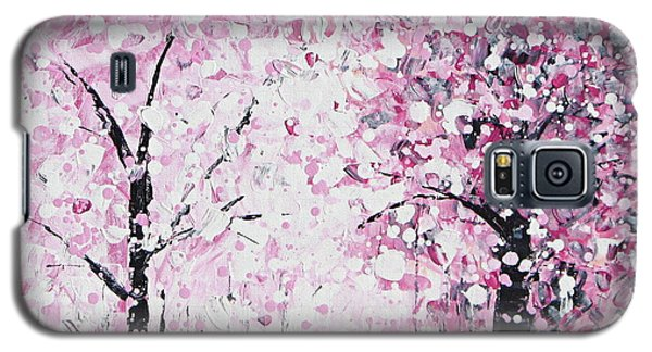 Welcome Spring Galaxy S5 Case