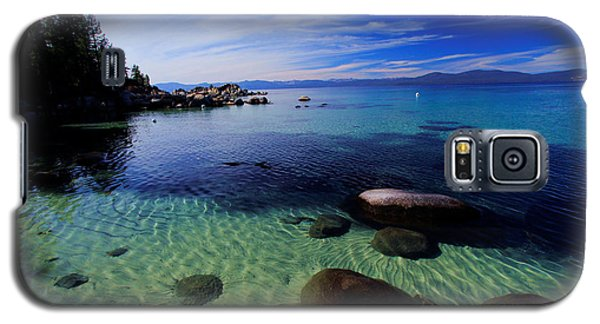 Welcome To Bliss Beach Galaxy S5 Case