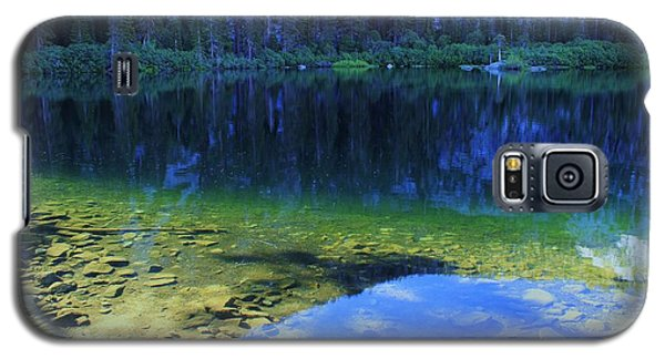 Welcome To Eagle Lake Galaxy S5 Case