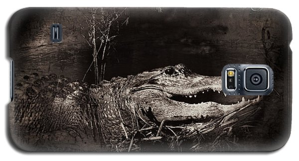 Welcome To Gator Country Galaxy S5 Case