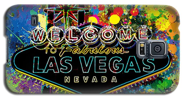 Welcome To Las Vegas Galaxy S5 Case