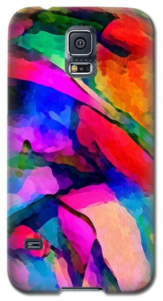 Welcome To My World Triptych Part 1 Galaxy S5 Case