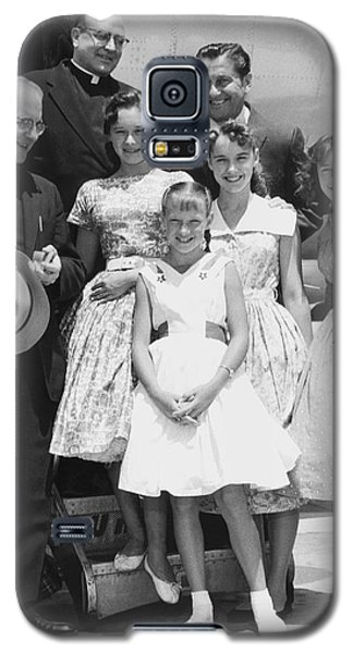 Welk And The Lennon Sisters Galaxy S5 Case by Underwood Archives