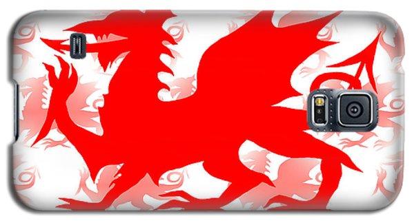 Welsh Dragon Galaxy S5 Case