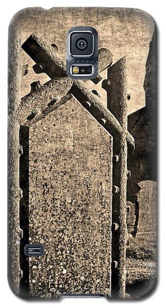 Welsh Graveyard Galaxy S5 Case