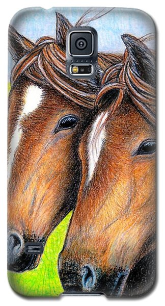 Welsh Mountain Ponies Galaxy S5 Case