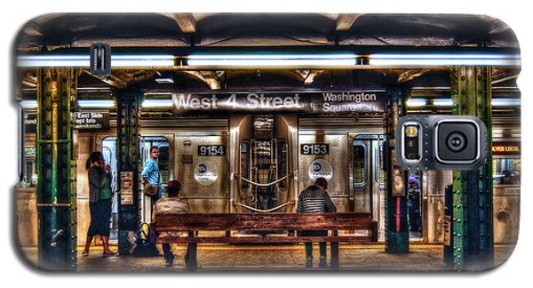 West 4th Street Subway Galaxy S5 Case
