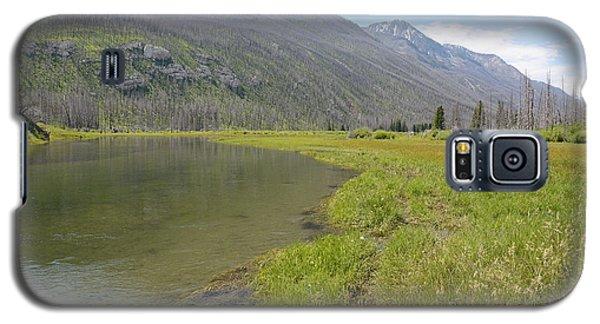 West Boulder Meadows Galaxy S5 Case