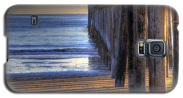 West Coast Cayucos Pier Galaxy S5 Case