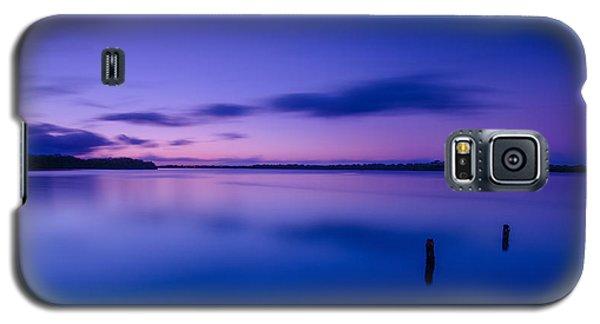 West Loch Sunrise Galaxy S5 Case