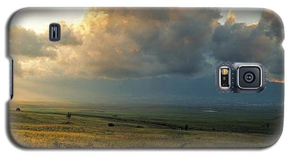 West Maui Mountain Galaxy S5 Case
