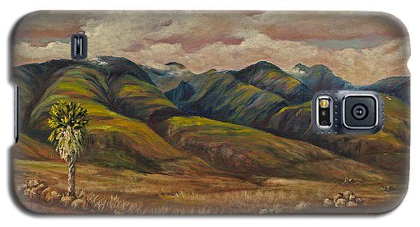 Galaxy S5 Case featuring the painting West Maui Splender  by Darice Machel McGuire