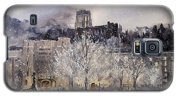 West Point Winter Galaxy S5 Case