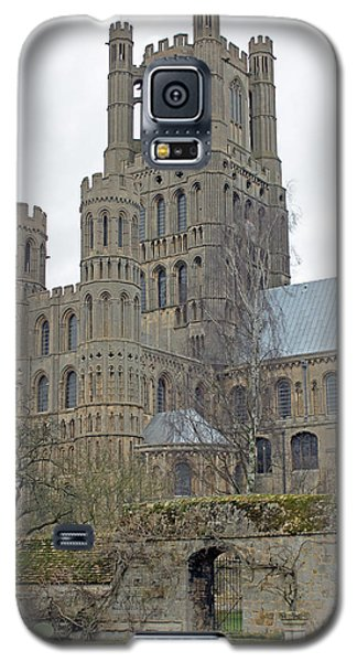 West Tower Of Ely Cathedral  Galaxy S5 Case