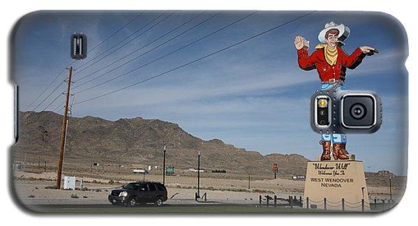 West Wendover Nevada Galaxy S5 Case