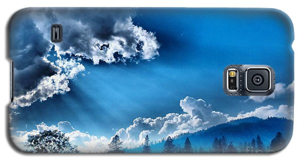 Westerly Clouds Galaxy S5 Case