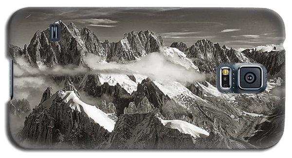 Western Alps - Panorama Galaxy S5 Case by Juergen Klust