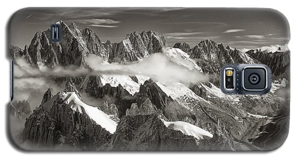 Western Alps - Panorama Galaxy S5 Case
