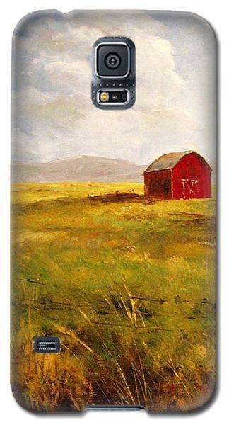 Western Barn Galaxy S5 Case
