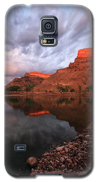 Galaxy S5 Case featuring the photograph Western Colorado by Ronda Kimbrow