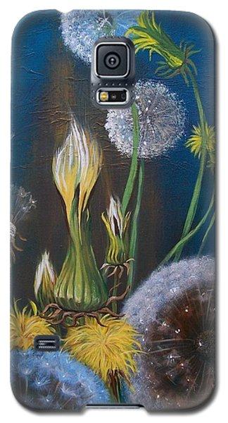 Western Goat's Beard Weed Galaxy S5 Case