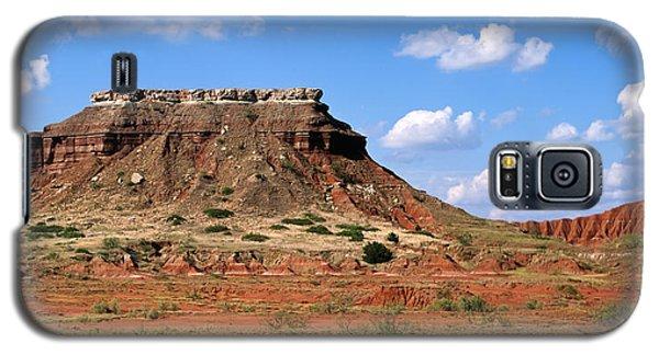 Lone Peak Mountain Galaxy S5 Case