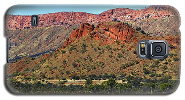 Western Macdonnell Ranges Galaxy S5 Case