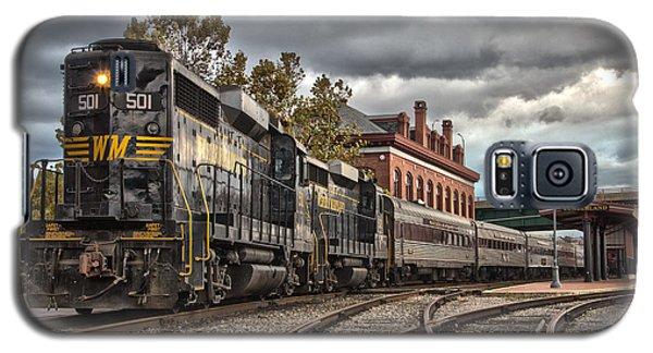 Western Maryland Scenic Railroad Galaxy S5 Case