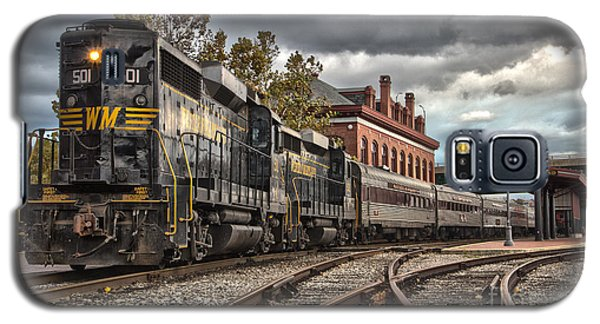 Western Maryland Scenic Railroad Galaxy S5 Case