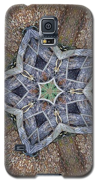 Galaxy S5 Case featuring the photograph Western Star by Michelle Frizzell-Thompson
