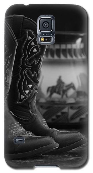 Galaxy S5 Case featuring the photograph Western Still Life 2 by Kenny Francis
