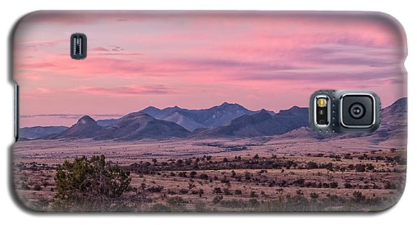 Western Twilight Galaxy S5 Case
