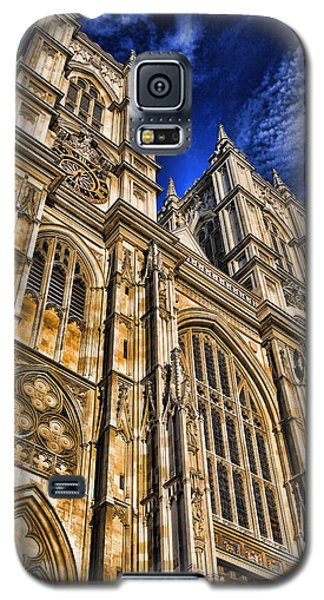 Westminster Abbey West Front Galaxy S5 Case