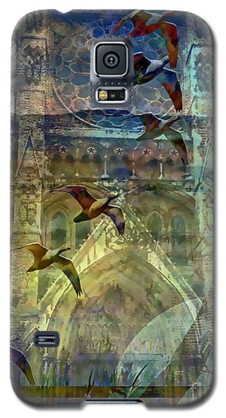 Westminster Cathedral Galaxy S5 Case by Ursula Freer