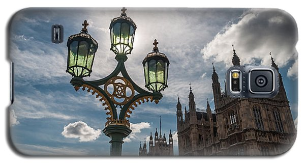 Galaxy S5 Case featuring the photograph Westminster by Matt Malloy