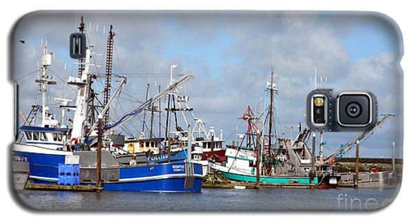 Westport Fishing Boats 2 Galaxy S5 Case