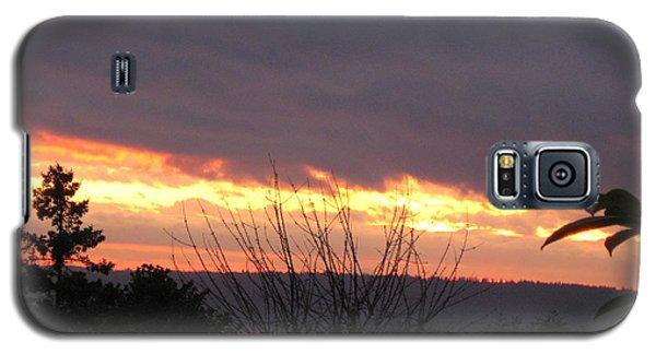 Westward Sunbreak - Seattle Galaxy S5 Case