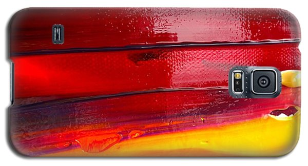 Wet Paint 123 Galaxy S5 Case